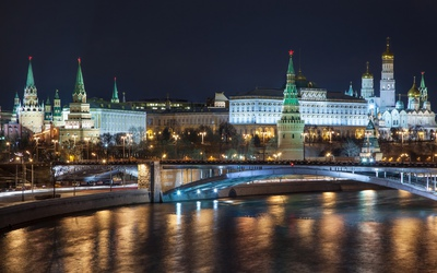 Moscow Driving Tour